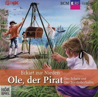 9783866661141: Ole, der Pirat - Der Schatz / Der Seeräuberhafen