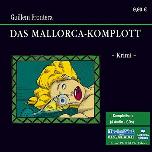 9783866670365: Das Mallorca-Komplott