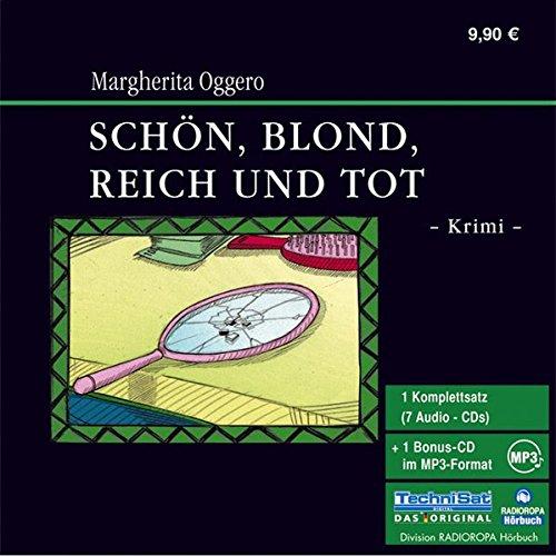 9783866670402: Sch�n, blond, reich und tot. 7 CDs + mp3-CD
