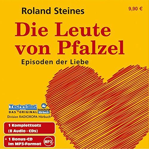 9783866671003: Die Leute von Pfalzel. 8 CDs + mp3-CD . Episoden der Liebe