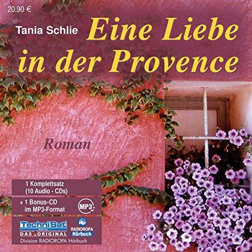 9783866671331: Eine Liebe in der Provence. 10 CDs + mp3-CD