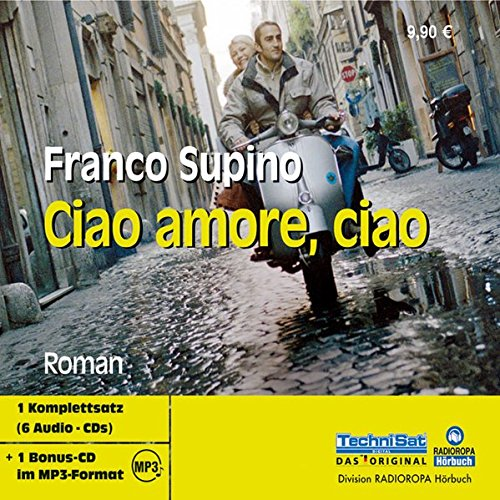 9783866671751: Ciao amore, ciao. 6 CDs + mp3-CD