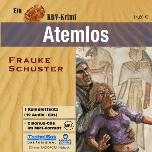 9783866672086: Atemlos. 12 CDs + 2 mp3-CD