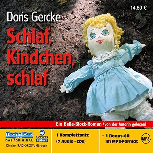 9783866672604: Schlaf, Kindchen, schlaf. 7 CDs + mp+-CD: Ein Bella-Block-Roman