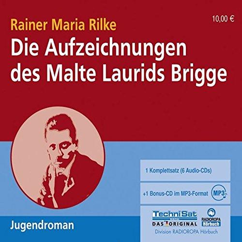 9783866673533: Die Aufzeichnungen des Malte Laurids Brigge. 6 CDs + mp3-CD