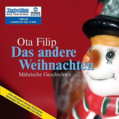 9783866675308: Das andere Weihnachten . Mährische Geschichten (1 MP3 CD)