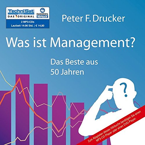 Was ist Management? (9783866675469) by [???]