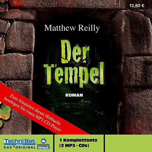 9783866676121: Der Tempel