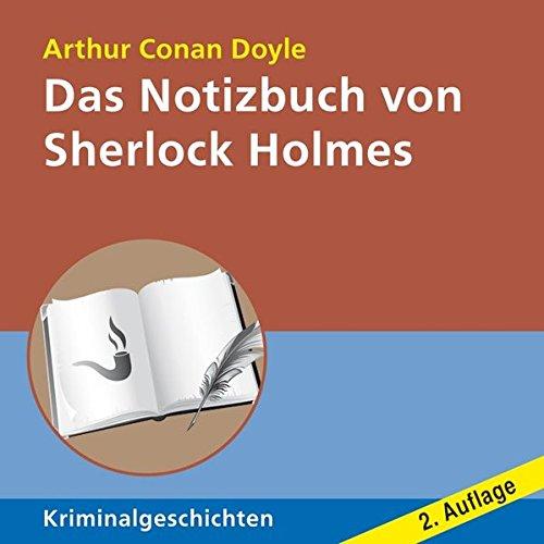 9783866678057: Das Notizbuch von Sherlock Holmes