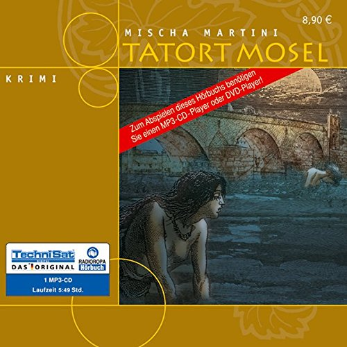 9783866679702: Tatort Mosel (1 MP3 CD)