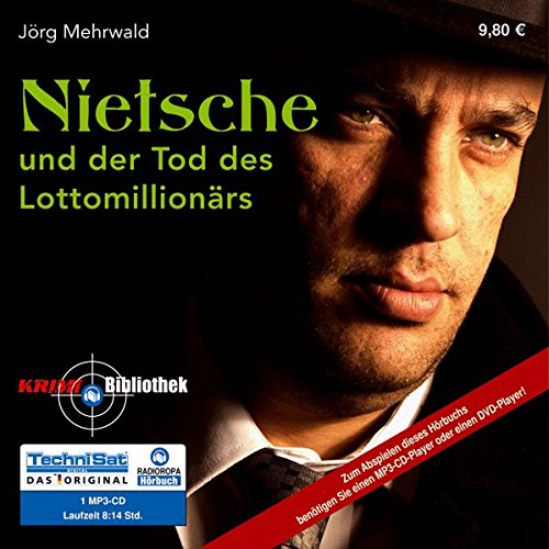 9783866679788: Nietsche und der Tod des Lottomillion�rs (1 MP3 CD)