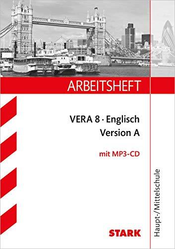 Arbeitsheft VERA 8 Hauptschule - Englisch mit CD : Übungsaufgaben mit Lösungen - Roman Kofler