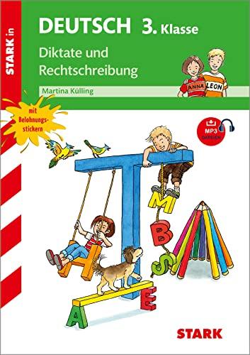 9783866683280: Training Deutsch Grundschule 3. Klasse mit MP3-CD