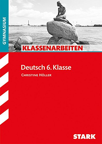 9783866685468: Klassenarbeiten Deutsch 6. Klasse Gymnasium