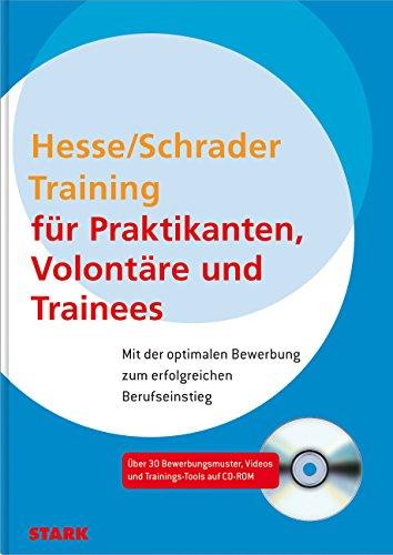 9783866685918 Bewerbung Beruf Karriere Training Für Praktikanten