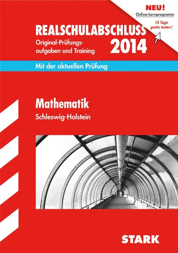 9783866688018: Abschlussprüfung Mathematik Realschule Schleswig-Holstein: Basiswissen und Training