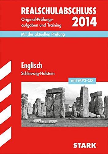9783866688032: Abschlussprüfung Englisch Realschule Schleswig-Holstein