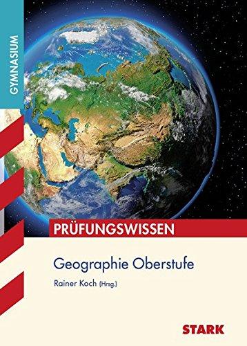 9783866688049: Prüfungswissen Geographie Oberstufe Gymnasium