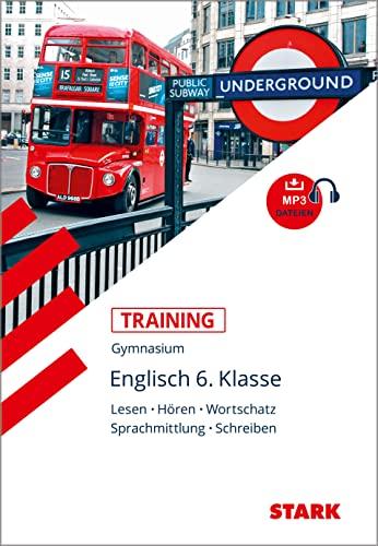 9783866688087: Training Englisch Unterstufe / Englisch 6. Klasse: Lesen, Schreiben, Hören, Wortschatz