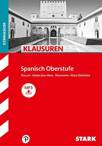 9783866688223: Klausuren Spanisch Oberstufe Gymnasium