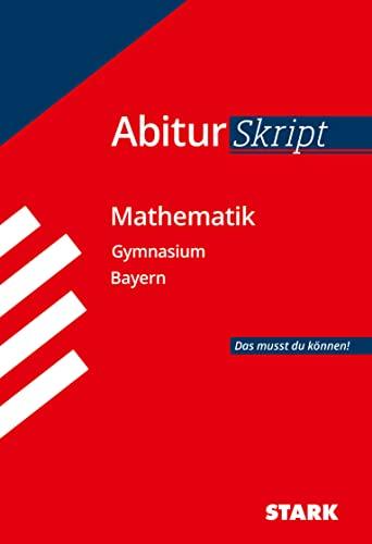 Abitur-Training Mathematik. Abiturskript Mathematik: Stark Verlagsges.Mbh