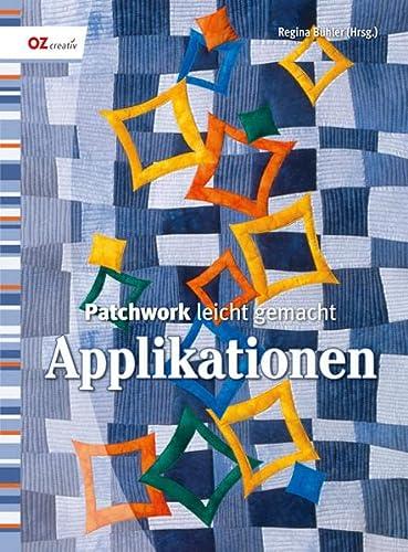 9783866731837: Patchwork leicht gemacht. Applikationen
