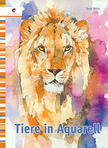 9783866732506: Tiere in Aquarell