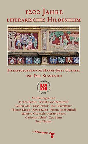 9783866745087: 1200 Jahre literarisches Hildesheim
