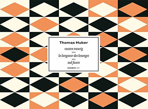 9783866781450: Thomas Huber: Sad Facets