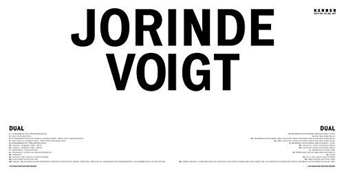 9783866781702: Jorinde Voigt: DUAL