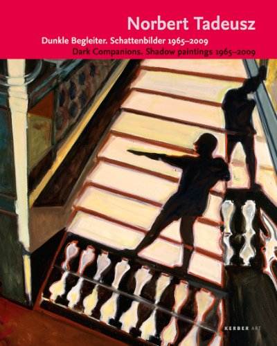 9783866783027: Norbert Tadeusz: Schattenbilder 1965-2009. Bilder und Zeichnungen (Kerber Art)