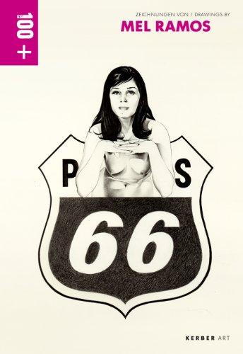 100+ Zeichnungen von Mel Ramos.: Mel Ramos