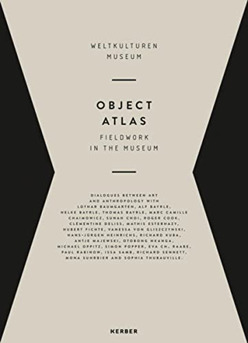 9783866786516: Object Atlas: Fieldwork in the Museum