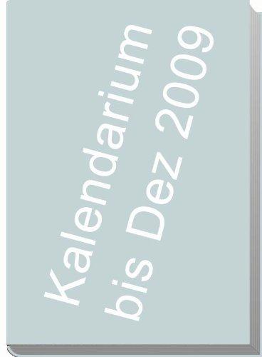 9783866790810: Chäff-Timer 2008/2009 (DIN A6)