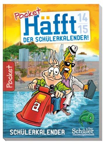 9783866792784: Häfft Pocket - Der Schülerkalender! 14/15 A5