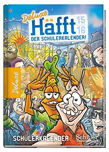 9783866792920: Häfft Deluxe - Der Schülerkalender! 2015/2016 A5