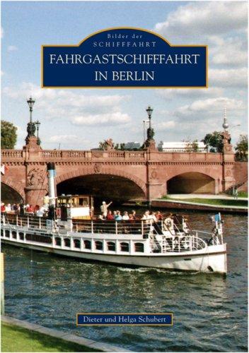 9783866801202: Fahrgastschifffahrt in Berlin