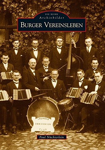 9783866801301: Burger Vereinsleben