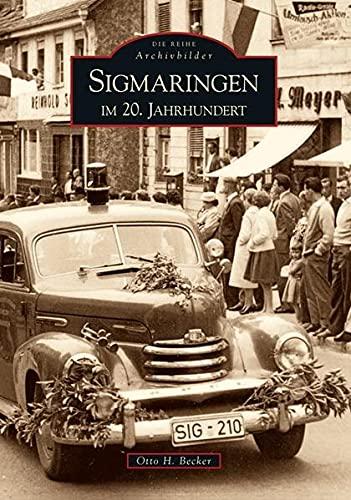 9783866802742: Sigmaringen im 20. Jahrhundert