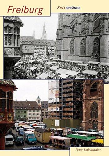 9783866802797: Zeitsprünge Freiburg im Breisgau