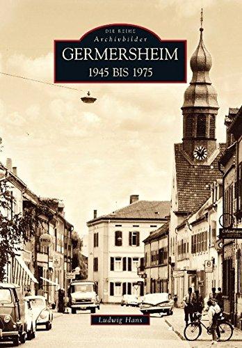 9783866806221: Germersheim 1945 bis 1975