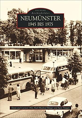 9783866806702: Neumünster: 1945 bis 1975