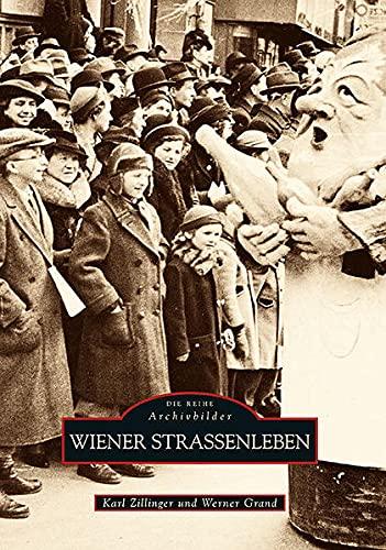 9783866807914: Wiener Straßenleben