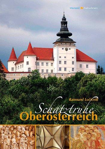 9783866808782: Schatztruhe Oberösterreich