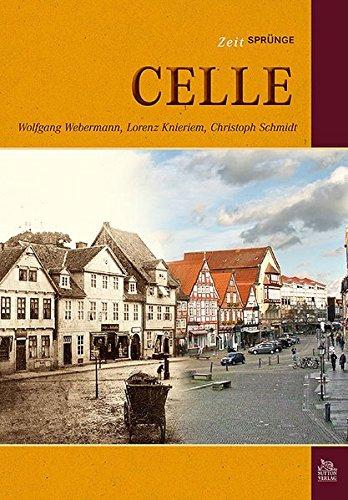 9783866809055: Webermann, W: Zeitsprünge Celle