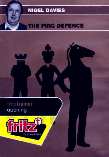 9783866810310: Fritz-Trainer: The Pirc Defence. DVD-ROM f�r Windows Vista/XP
