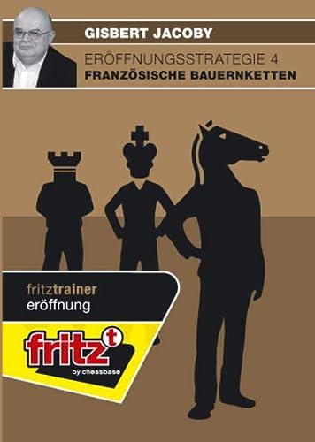 9783866810518: Er�ffnungsstrategien 4 : Franz�sische Bauernketten [import allemand]