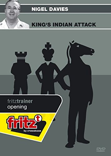 9783866810716: Nigel Davies: The King's Indian Attack Chess Opening DVD