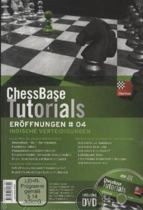"""9783866811850: ChessBase Tutorials: Er""""ffnungen 4"""