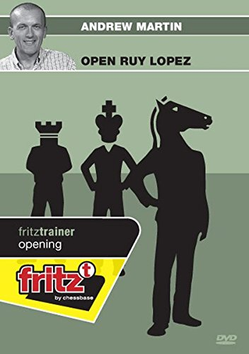 9783866812321: Open Ruy Lopez: Video-Schachtraining auf DVD